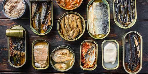 Balık Konserve Tuzu